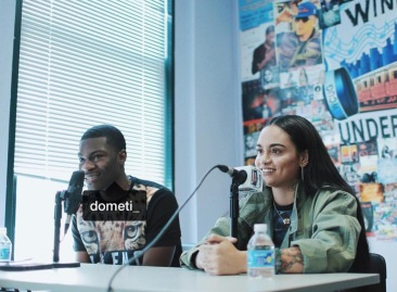 Interviewing recording artist, Kehlani on WindyCityUnderground.com