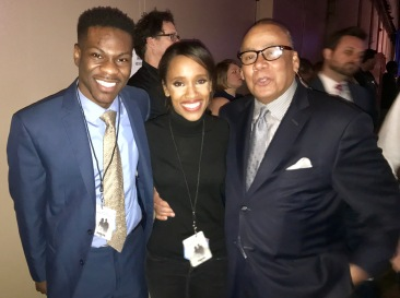 Cortney Hall (WGN) & Charles Thomas (Formerly ABC7)